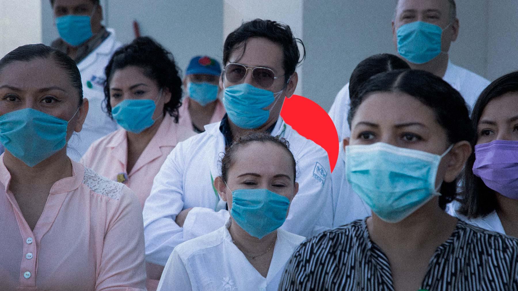Temores y desinformación entre el personal de los hospitales
