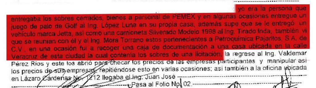empresas fantasma,Proveedor del IMSS