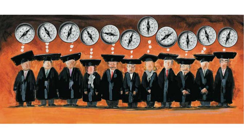 Caso Bonilla: ¿Suprema Corte independiente?