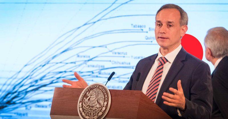 ¿De verdad «ya aplanamos la curva» como dice el subsecretario López-Gatell?