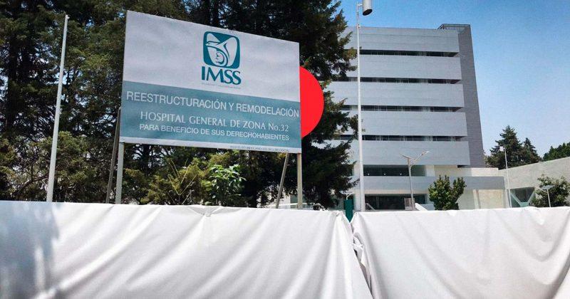 Detectan irregularidades millonarias en reconstrucción de hospital del IMSS
