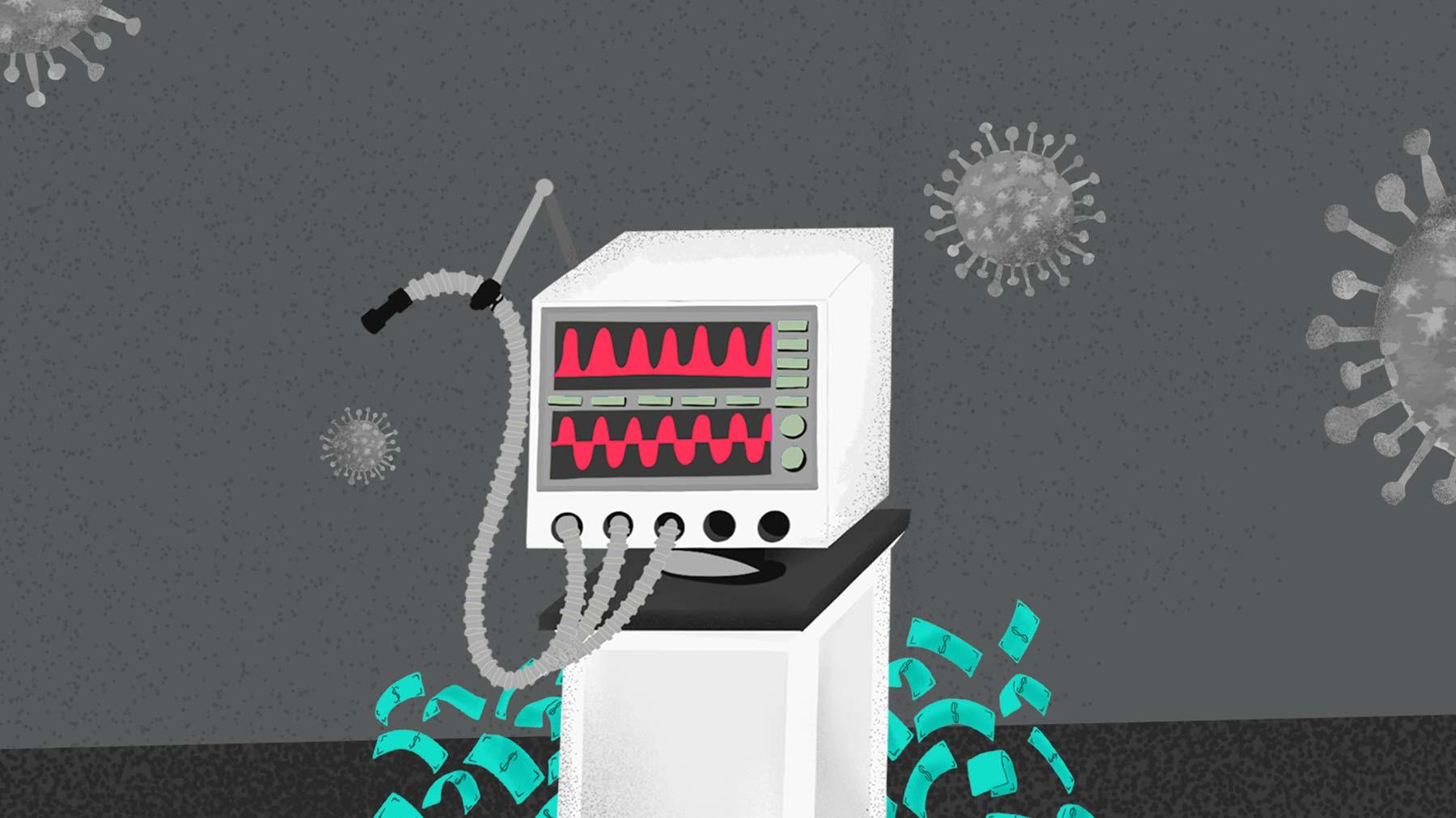 Insumos para salvar vidas: entre la corrupción y el conflicto de interés