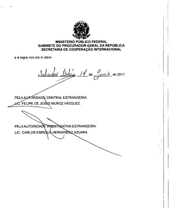 Peña Nieto,Odebrecht