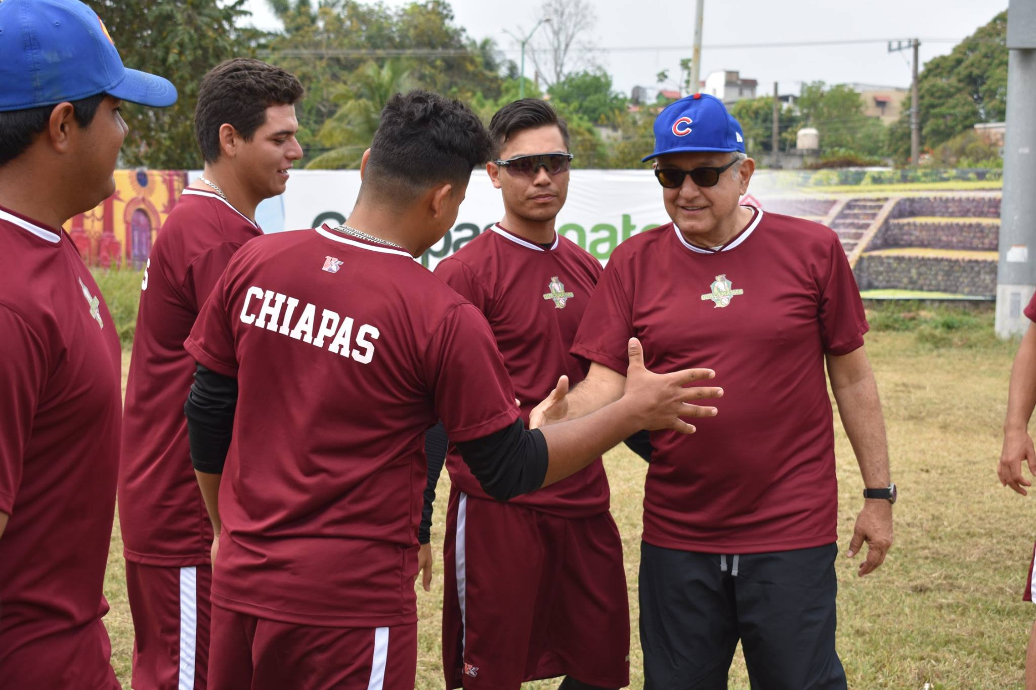beisbol,Pío López Obrador