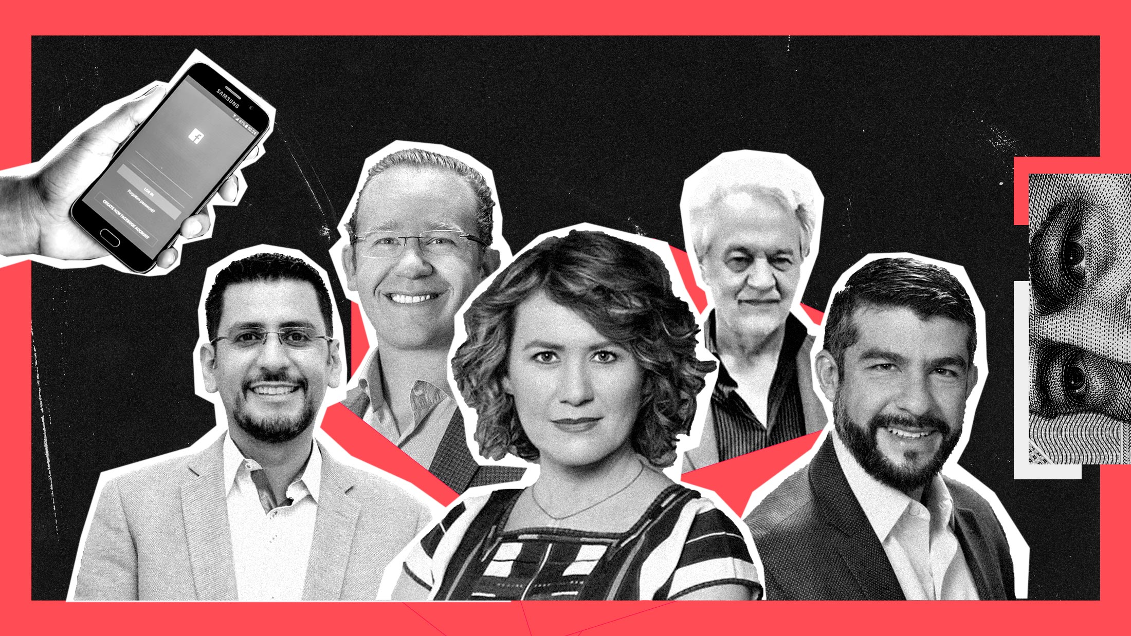 24% de los candidatos a alcaldías de la CDMX subreportan al menos 897 mil pesos de publicidad en internet: encabezan candidatos de Morena