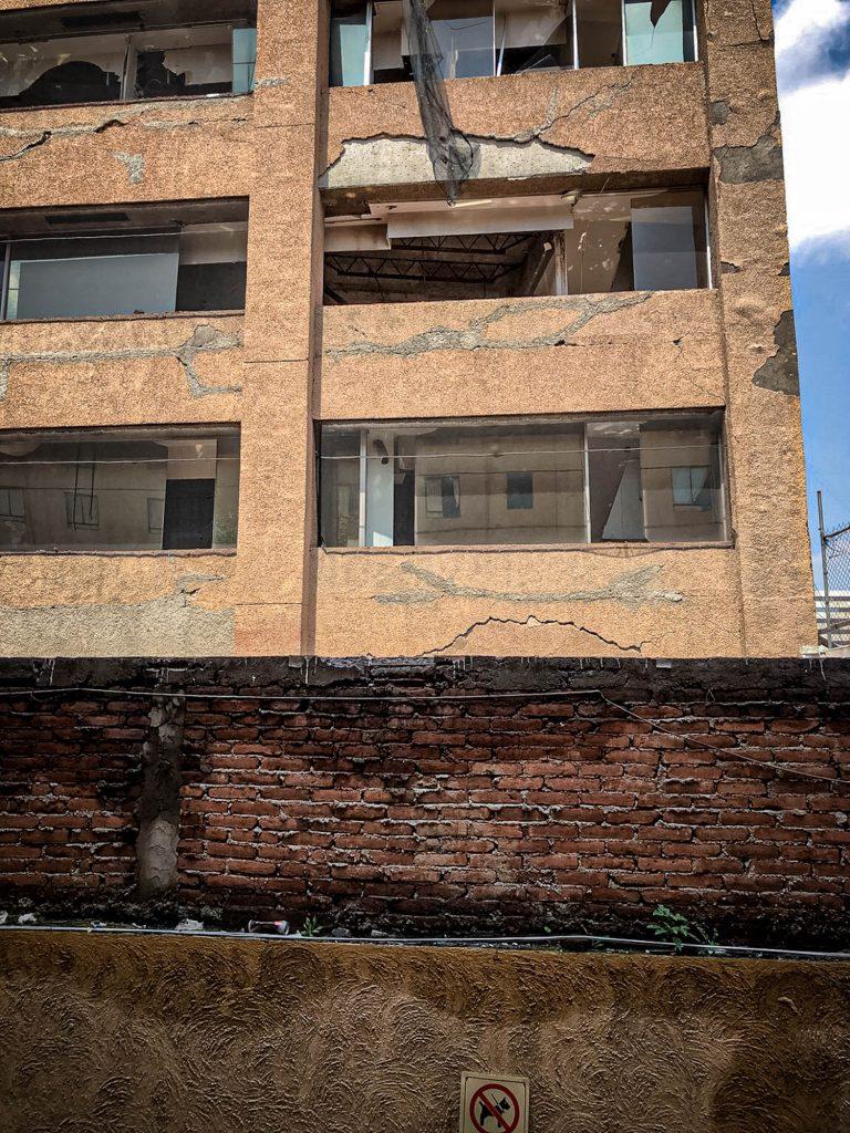 vista edificio sismo xocongo 3